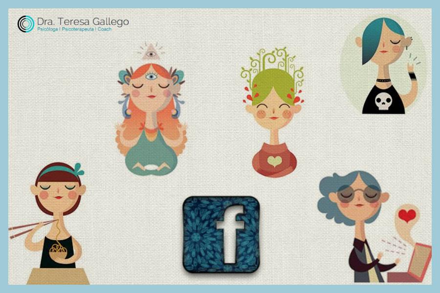 redes sociales psicología